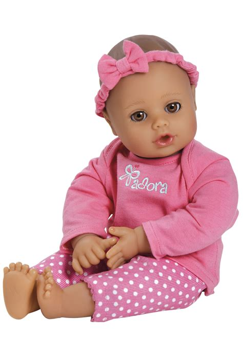 pink toy adora 13 inch playtime baby doll for pink