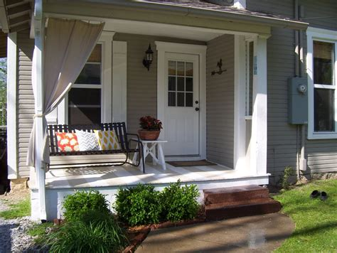 front  side porch redo  images small porches