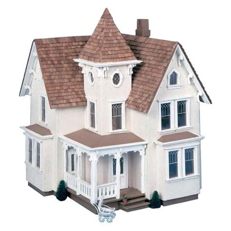 18 doll house kits skarla s variety shop deals 1 24 scale victorian dollhouse kit diy online