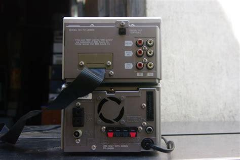 Speaker M88 aiwa aiwa xr m88 component systems aluminum panels