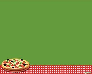 pizza powerpoint template free pizza slice powerpoint template