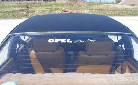 Opel Der Zuverlässige Aufkleber by Retrolabor Opel Der Zuverl 228 Ssige