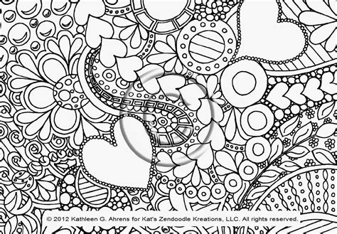 printable art pages free doodle art coloring pages coloring page