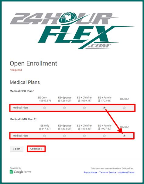 Decline Cobra Letter Cobra Open Enrollment Guide 24hourflex