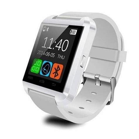 bluetooth smart watch smart bluetooth wrist watch for android ios iphone samsung