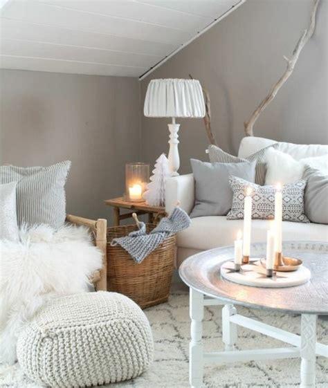 Idee Deco Salon by D 233 Co Salon Gris 88 Id 233 Es Pleines De Charme