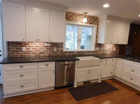 brick tile kitchen backsplash reclaimed recycled common bricks and brick tiles for kitchen backsplash indoor outdoor use