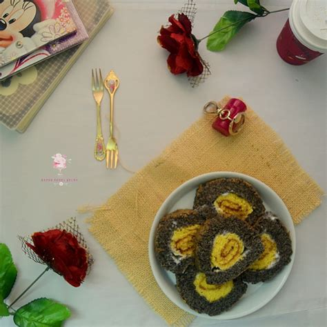 bolu gulung    dapur comel selma