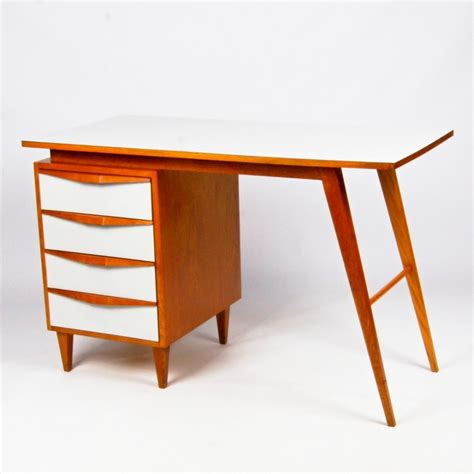 The Writing Desk by Writing Desk From The Sixties By Unknown Designer For