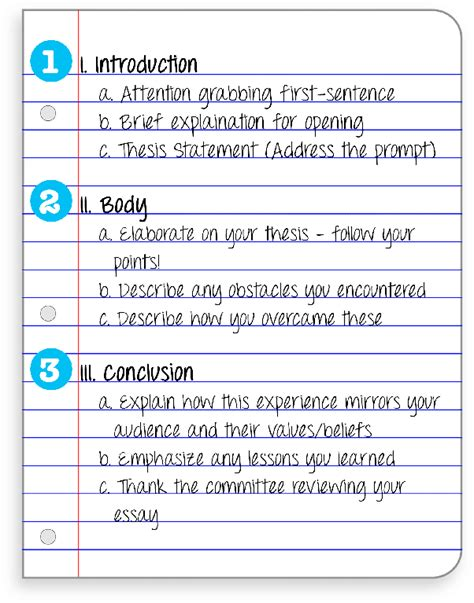 Successful Scholarship Essays by How To Write A Successful Scholarship Essay Updated