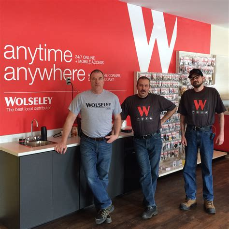 Wolseley Heating And Plumbing by Wolseley Opens Antigonish N S Branch