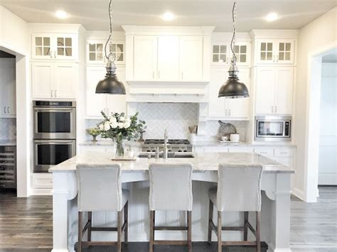 kitchen furniture white best 25 cabinets to ceiling ideas on crown