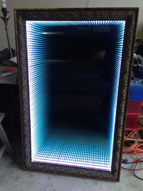 Infinity Mirror Ceiling by Infinity Led Mirror Spaceships Pictures Of And Led