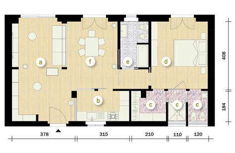 arredare casa 70 mq 70 mq ma sembrano di pi 249 cose di casa