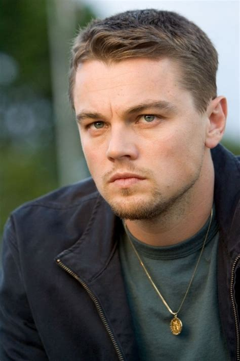 name of leonardo dicaprio hairstyle in the departed primo piano dicaprio in una scena di the departed 32078