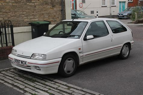 Citroen Zx by 1993 Citroen Zx Pictures Information And Specs Auto