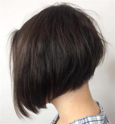 Stacked Bob Hairstyle Hair by The Stack 50 Stacked Bob Haircuts