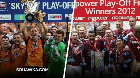 epl winners since 2000 what happened next every chionship play off final