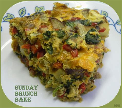 sunday brunch casserole recipe dishmaps