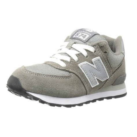 athletic shoe world new balance kl574 pre running running shoe kid