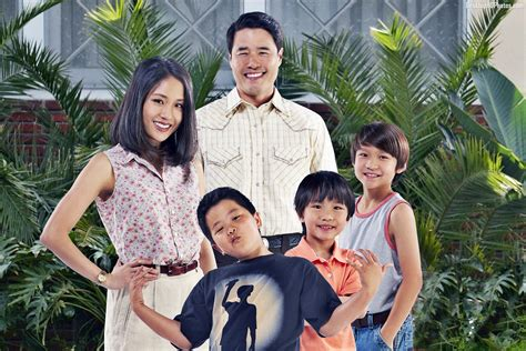 fresh off the boat season 1 full cast fresh off the boat tv series hd wallpapers