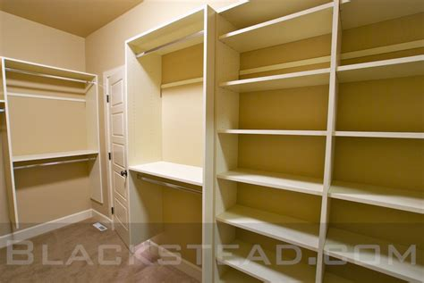 Closet Bookshelves by Custom Closet Shelves Blackstead Building Co