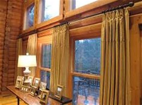 log cabin curtain ideas 1000 images about window treatments on pinterest custom