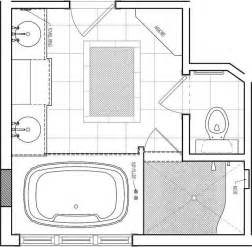 Design A Bathroom Floor Plan by 25 Best Ideas About Master Bathroom Plans On Pinterest
