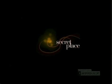 In The Secret In A Place Lyrics Secret Place Worship Song Track With Lyrics Eoghan Heaslip Worshiphouse Media