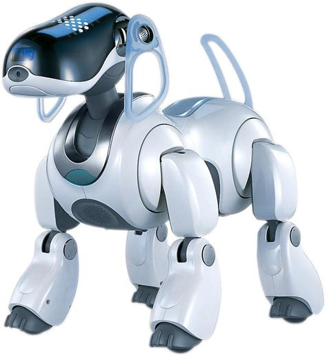 sony robot how retro robot dogs