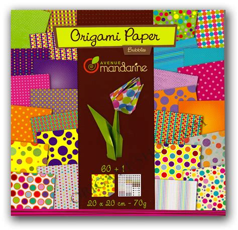 Origami Zoo Pdf - origami papers bubbles 60 sheets 20x20cm