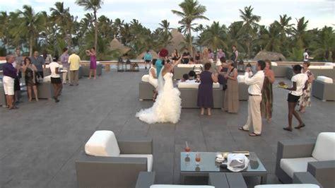 Wedding video Barcelo 2013   YouTube