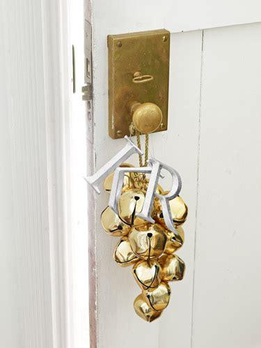 christmas bells door decoration 9 diy decorations porch