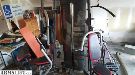 armslist for sale trade weider pro 4950 home