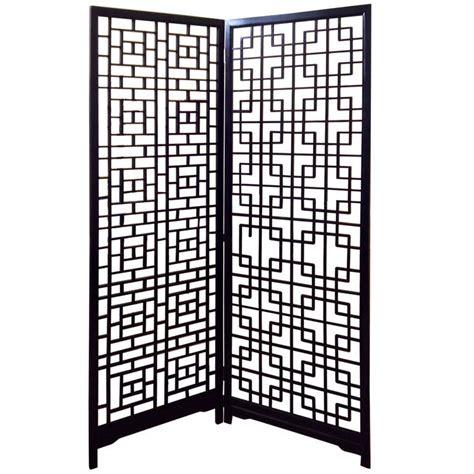 asian room divider asian wood room divider or screen at 1stdibs