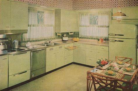 st charles steel kitchen cabinets st charles steel kitchen 1959 vintage rooms pinterest