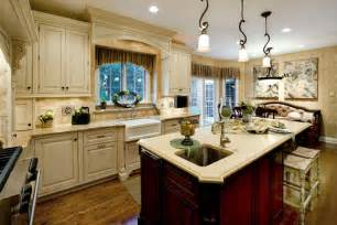 Traditional Kitchens Designs Traditional Kitchen Interior Design Ideas