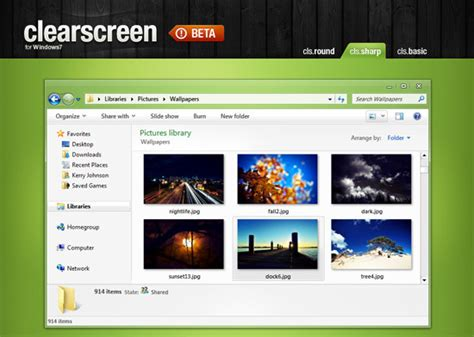 themes for windows 7 awesome 30 awesome windows 7 desktop themes