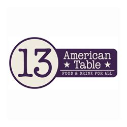 13 American Table by Tucci S 13 American Table Two Restaurants Same Great