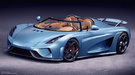koenigsegg regera wallpaper the crazy koenigsegg regera personal 3d work