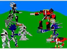 Neo Metal Sonic vs Mecha and Silver Sonic by ... Mecha Mario Vs Metal Sonic