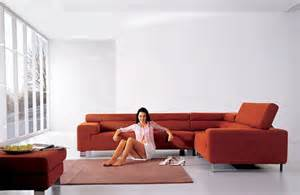 make your living room looks with modern sofa sets