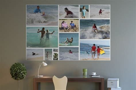 how to put something on the wall without nails save a wall hang a poster 20 ideas for alternative
