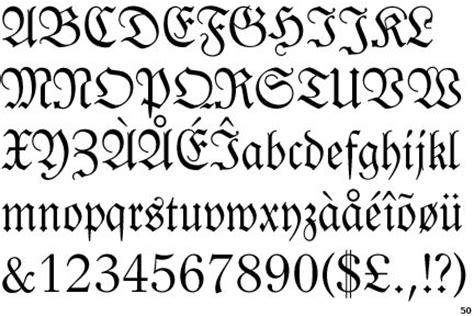 imagenes de letrs goticas letras goticas el abecedario en letras cursivas to letras