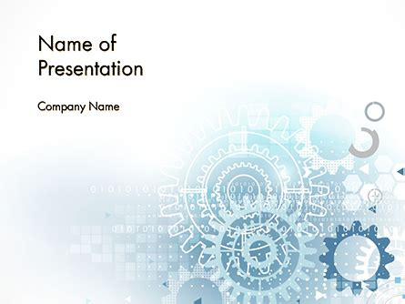 powerpoint themes free download engineering industrial engineering theme powerpoint template
