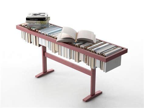 booken bookcase coffee table