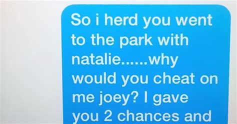 11 Year Old Girl?s Epic Break Up Text After She Finds Out He?s Cheating   Bored Panda