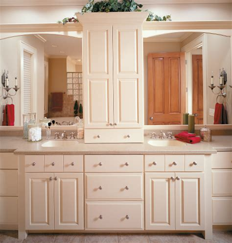 bathroom cabinets cabinets of denver serving evergreen - Countertop Cabinet Bathroom