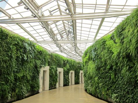 Self Sustaining Garden by The Rise And Rise Of Green Walls Eluxe Magazine