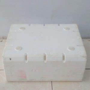 Harga Lakban Plastik Uv styrofoam box bekas buah wadah hidroponik wick